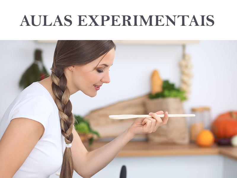 AULAS EXPERIMENTAIS
