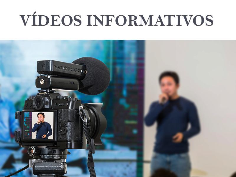 Produção de Vídeos Institucionais ou Informativos