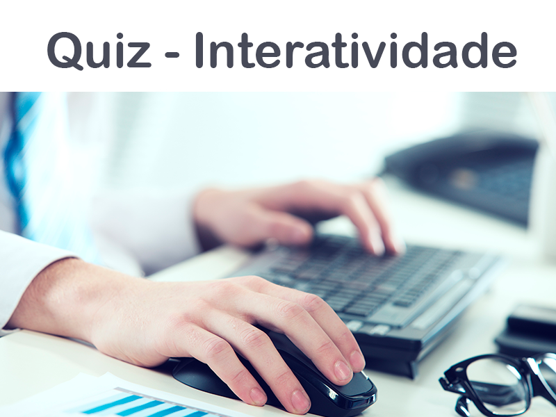 Quiz - Interatividade