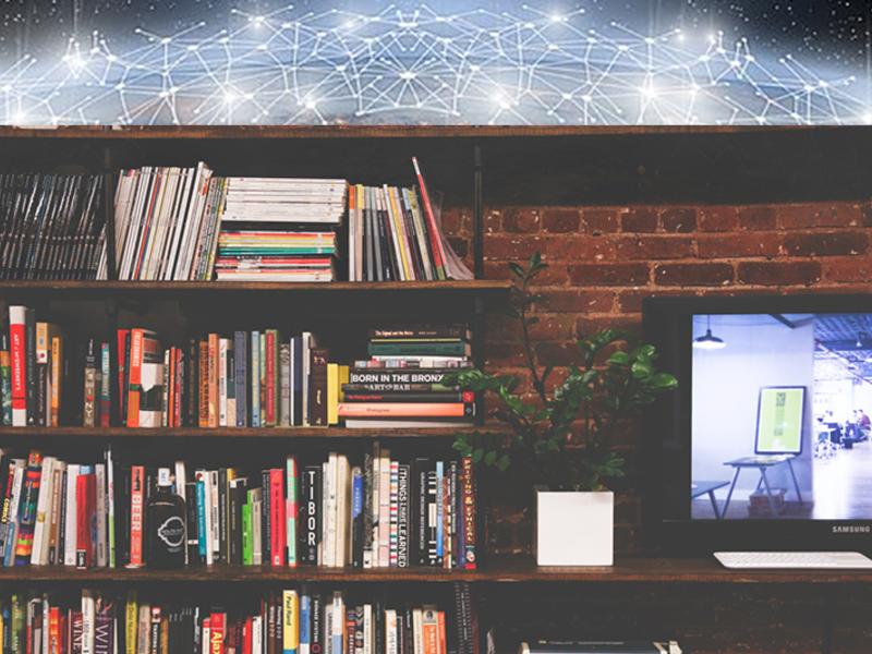 Armazenagem e controle de acesso a conteúdos (vídeo aulas livros...)